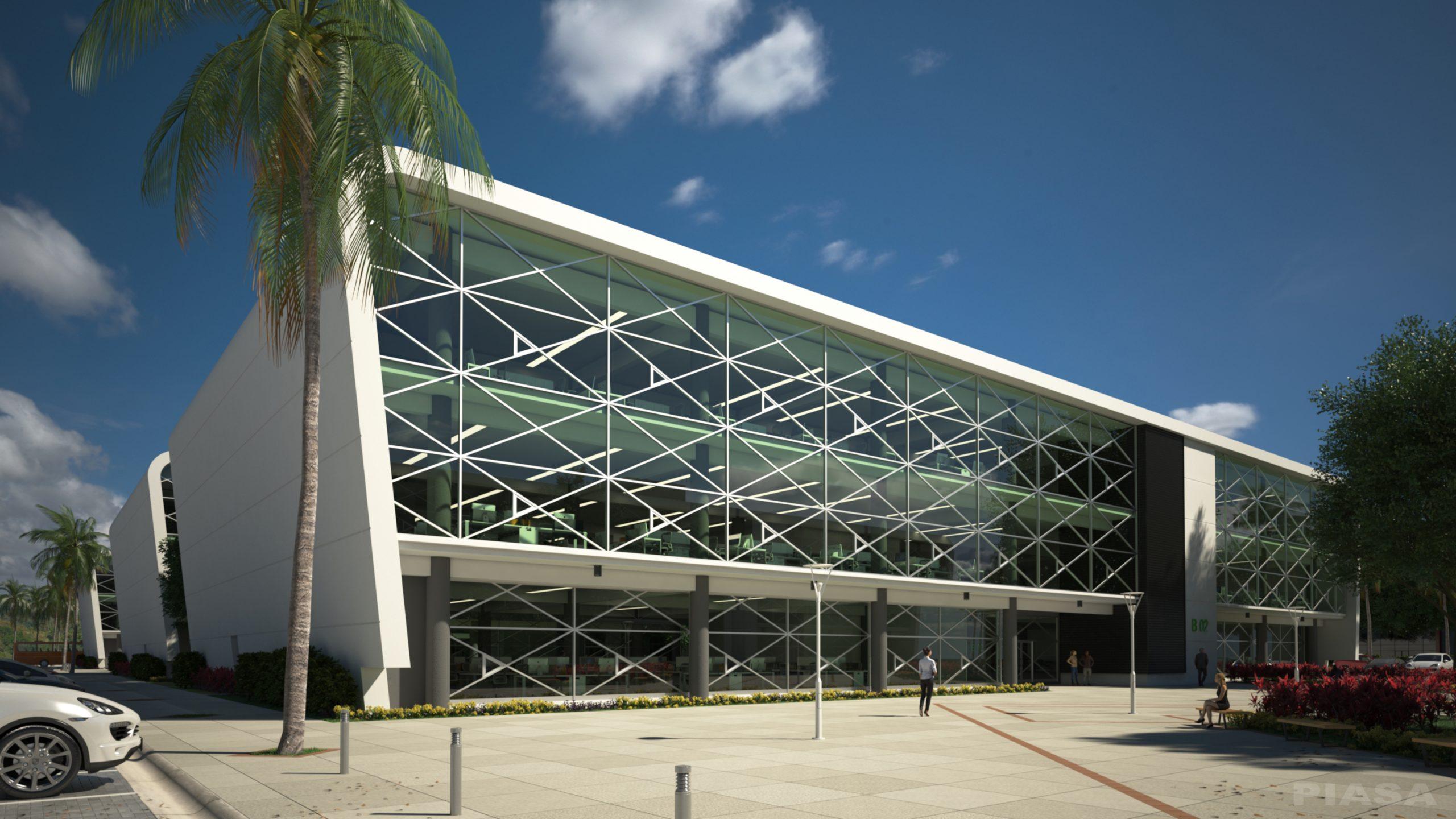 LA CEIBA BUILDING viewA