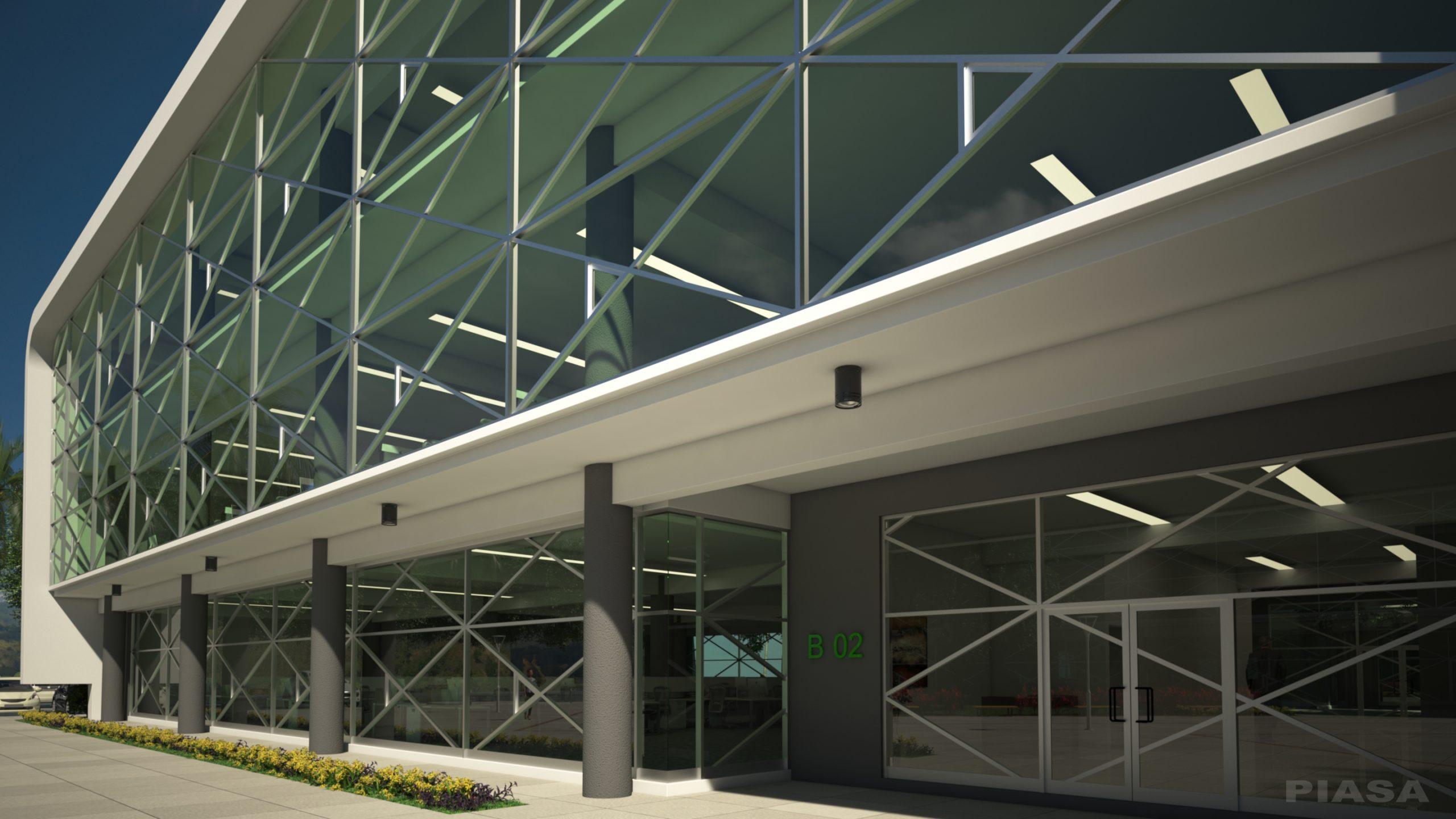 LA CEIBA BUILDING viewB